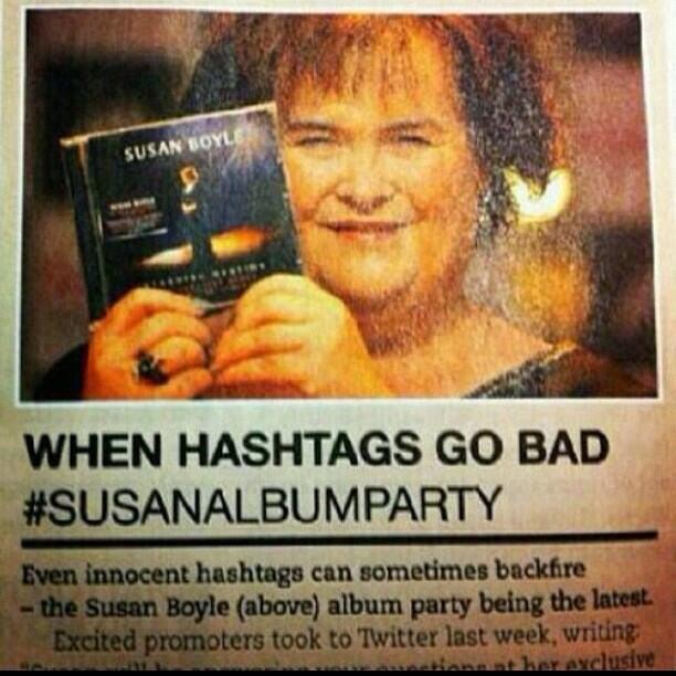 Hashtags why? (2/5)