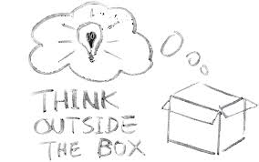 hink outside the box